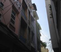Bán nhà Đoàn Thị Điểm, P.1, Phú Nhuận: 4.1 x 12.5m, giá: 6 tỷ.