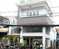 Cho thuê nhà góc 2 mặt tiền hẻm gần ngay các thương hiệu lớn đường Đồng Đen, Tân Bình.