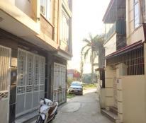 Nhà 3 tầng, gia đình xây độc lập, ngõ rộng, ô tô đỗ cửa, đường Khúc Thừa Dụ, Tây Bắc. Giá 1,1 tỷ