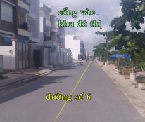 Khu đô thị Lê Hồng Phong 2 Nha Trang, Đông Bắc, 80m2, giá chỉ 12tr/m2