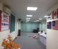 Cho thuê văn phòng mặt phố Vũ Tông Phan, diện tích 80 m2/tầng, giá cho thuê chỉ 8,5 tt/tháng