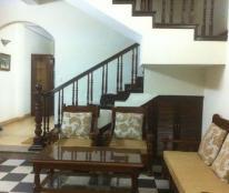 Cho thuê nhà riêng khu phân lô Láng Hạ - Thành Công