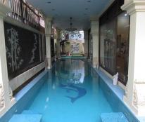 Cho thuê  nhà trong ngõ Đặng Thai Mai 200m2x5T, 4 PN, 4 VS,full đồ giá 2500$/tháng.