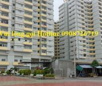 Cần cho thuê gấp căn hộ Lê Thành B, Dt 85m2, 2 phòng ngủ, nhà trống