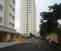 Cần cho thuê gấp căn hộ Lotus Garden, Dt 78m2, 3 phòng ngủ, nhà trống