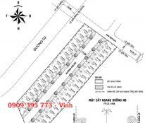 Mở bán 40 lô đất An Phú Đông, Q.12 giá 14tr/m2 (700tr/lô 50m2) đường nhựa 11m, điện âm, nước máy