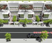 Dự án 65 căn nhà 2 lầu view sông Sài Gòn giá 3,7tỷ/căn/100m2, đối diện khu biệt thự quận Bình Thạnh