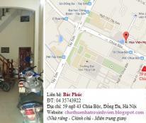 Cho thuê phòng trọ, chung cư gần Học viện ngân hàng, Đại học y, Thủy lợi, Công đoàn, phố Chùa bộc