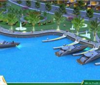 Phú Mỹ Hưng PB 2.0, đất nền đầu tư và an cư ngay trung tâm TP, Ven sông Vàm Cỏ