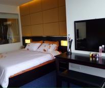 Cho thuê căn hộ chung cư cao cấp N05. Trung hòa nhân chính. 181m2. 3 ngủ đồ cơ bản 17tr.