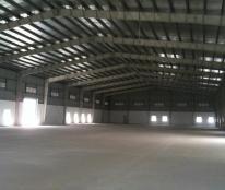 Cho thuê ngay 2 nhà xưởng 1500m2, 4500m2 ở KCN Quế Võ 1, Bắc Ninh, giá tốt