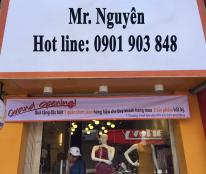 Thuê cửa hàng giá rẻ không cần đặt cọc đường Lê Văn Sỹ, Phú Nhuận