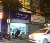 Cho thuê mặt bằng kinh doanh đường Tây Sơn 140m, mt 6m, 62 tr/tháng