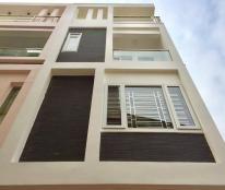 Nhà  4 tầng 68 m2 xây mới độc lập, có gara để ô tô , gần ngay ngã tư Nguyễn Cộng Hòa. Giá 2.89 tỷ