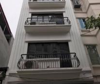 Bán nhà mặt phố, Ba Đình, 61m2, 5 tầng. Thuận tiện kinh doanh, văn phòng, 13.5 tỷ, Có thương lượng.