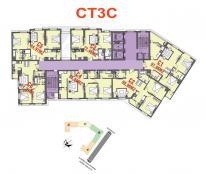 Tôi muốn cho thuê căn hộ 1206 Ct3c, KĐT Nam Cường. Giá 11tr/tháng