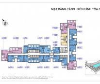 Bán căn hộ Vinhomes Thanh Xuân, 2 phòng ngủ, giá chỉ từ 2,2 tỷ, lhe : 090 164 88 55