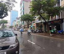 Cần cho thuê nhà mặt phố Phạm Ngọc Thạch 100m, 2 tầng, MT 5m, 65 tr/th