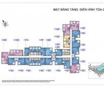 Bán căn 3 ngủ tòa G1 chung cư vinhomes green bay mễ trì, giá 3 tỷ full đồ
