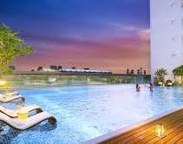 Chỉ 1.1 tỷ sở hữu ngay CĂN HỘ mặt tiền khu Tên Lửa, tặng nội thất cao cấp+ PQL, LH: 0909 759 112