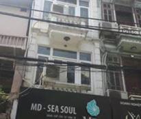 Bán nhà 5 tầng mặt phố Bùi Thị Xuân-HBT 85m giá 32 tỷ. 0948381692.