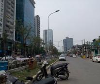 Cho thuê nhà mặt phố Thái Hà, nhà xe cỗ đỗ thoải mái kinh doanh thuận tiện
