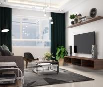 Cho thuê căn hộ chung cư Copac mặt tiền đường Tôn Đản; Quận 4. DT: 90m2; 2 phòng ngủ