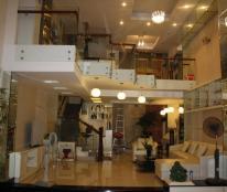 Cho thuê nhà MT 150 Nguyễn Trãi, 5.5m x 25m, trệt, 4 lầu, giá 60 triệu/tháng. LH 0911.059525 Mr Huy