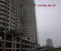 Bán Sàn TM Chung Cư Học Viện Quốc Phòng 18-20 Tr/m2 LH 0906581307