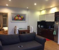 Cho thuê căn hộ tầng 4, - 45m2 đầy đủ tiện nghi, quận Hoàn Kiếm, Hà Nội.