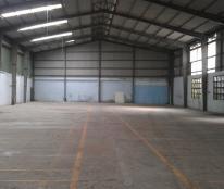 Cho thuê 500m2 đến 1000m2 kho xưởng tại Đan Phượng Hà Nội gần QL32