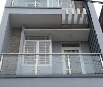 Bán nhà đẹp hẻm 5m Nguyễn Xí, P.26, Bình Thạnh 4X15m 3 lầu