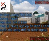 Mặt tiền kinh doanh ngã tư Lương Thế Vinh-Hoàng Hoa Thám ( LH: 093 55 88 567 , A.Hoà)