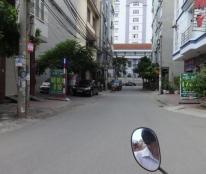 cc bán nhà mặt phố số 22 Phú kiều,DT 80m2,3 mặt tiền,có vỉa hè