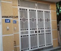 Bán nhà 2 mặt thoáng 1.45 tỷ, tổ 13 Mậu Lương-Kiến Hưng (33m2*4 tầng),0988352149