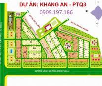 Cần bán gấp nền biệt thự phát triển nhà quận 3 (Công ty Địc Ốc 3), Phước Long B, q9