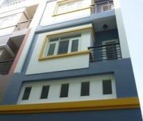 Bán nhà hẻm 4m Trường Chinh, Tân Bình, 5.3x12m, NH 7m, 3 lầu rất đẹp