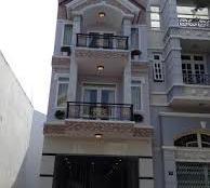 Bán nhà VIP,khu dân trí cao,HXH Lê Thị Riêng, P.Bến Thành, Quận 1.DT  90m2 (4,1m x 22m)