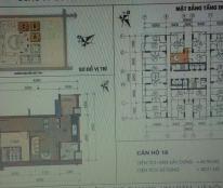 Bán căn hộ 718 HH3 linh đàm giá bán 870 triệu đồng.