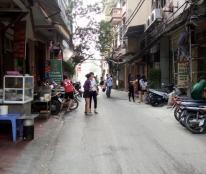 Nhà khu Tây Sơn 50m, ngõ ôtô, 2 mặt ngõ,KD được 4,2 tỷ. LH 0916504423-Giang