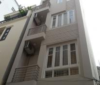 Bán nhà phố Chùa Láng 34m, 5 tầng mới tinh, ở ngay, có thể kinh doanh nhỏ, ô tô cách nhà 20m.