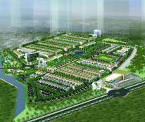 8.8TR/M2 đất nền khu đô thị sinh thái cửa ngõ Thành phố, hạ tầng hoàn thiện, sổ đỏ trao tay