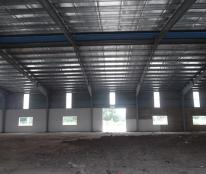 Cho thuê nhà xưởng khuôn viên 7000 m2, xưởng 2000 m2, Bình Minh, Trảng Bom, Đồng Nai