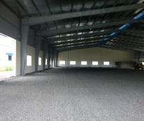 Cho thuê nhà xưởng 1600 m2 đến 5600 m2, trong KV 12000 m2, KCN Châu Đức, BRVT
