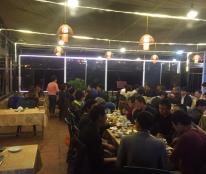 Cho thuê lại nhà hàng đang kinh doanh tốt tại khu chợ ẩm thực Ngọc Lâm