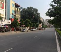 bán nhà mặt phố nguyễn Văn huyên kéo dài,120m2,MT 8m,nở hậu