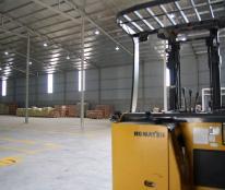 Cho thuê kho, xưởng 600m2 tại KCN Nguyên Khê, Đông Anh