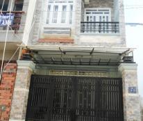 Bán gấp nhà HXH 212B Nguyễn Trãi, P. Nguyễn Cư Trinh, Q.1 87m2 1T4L