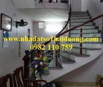 Cần bán nhà 2.5 tầng ngõ Hàn Giang, Hải Dương, Giá bán 900 triệu