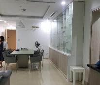 Cho thuê chung cư VinHomes Nguyễn Chí Thanh. 86m2. 2 phòng ngủ đồ cơ bản 20 triệu/tháng.